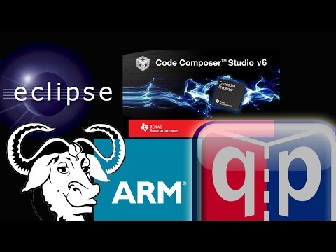 Embedded Programming Lesson 19: GNU-ARM and Eclipse