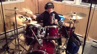 E T  Skrillex Bugz Remix Drum Cover DRUMS ONLY
