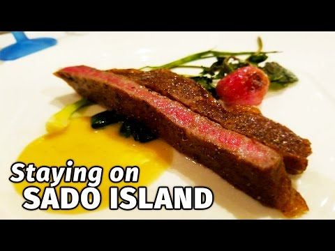 Staying on Japan's Most Mysterious Island | Sado