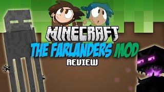 THE FARLANDERS MOD 1.7.10| MAS Y MEJORES ENDERMAN | Minecraft REVIEW EN ESPAÑOL