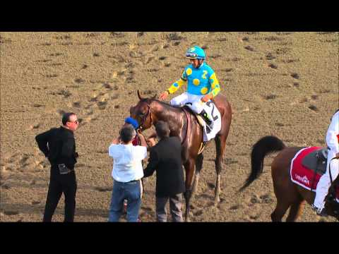 Keen Ice Upsets American Pharoah in the 2015 Travers Stakes