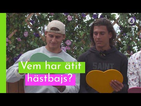 Vem har haft sex i en klätterställning? I Love Island Sverige 2018 (TV4 Play)