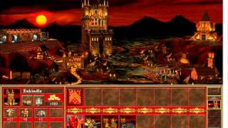 Heroes Of Might And Magic III Soundtrack-Inferno Town