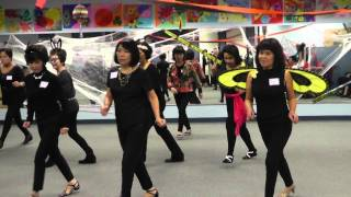 Restless - Jingo line dance