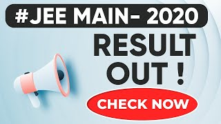 🔥 JEE Main Result Out | Worst Cutoff for GEN Declared  | #jeemainresult #jee2020