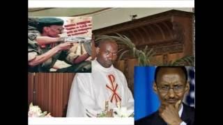 prezida paul kagame ati nanjye ndi victime w abanyarwanda by padiri athanase mutarambirwa