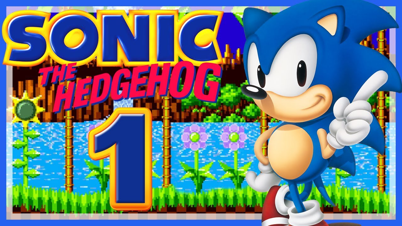 SONIC THE HEDGEHOG  20 🦔 Green Hill & Marble Zone