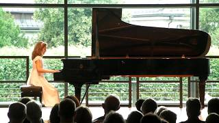 Variationen über ein Thema von Paganini/Isaak Berkowitsch, Marie Hauzel 9 Jahre
