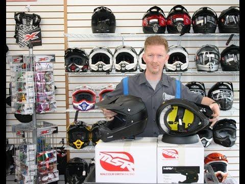 MSR Mav-4 Shadow Helmet w MIPS Review @ Santa Clara Cycle