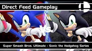 Super Smash Bros. Ultimate | Sonic the Hedgehog Series