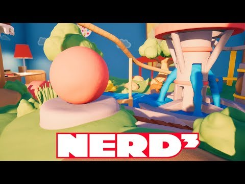 Nerd³ Recommends Claybook - Ultimate Deformation Physics