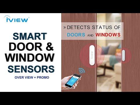 IView Smart Sensor Line - Overview + Promo