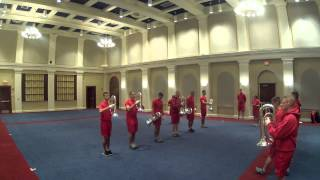 """Music in Motion"" 2014 (Horn Line)"