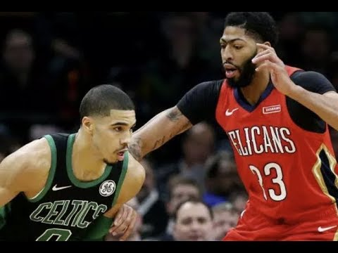 Celtics Can't Trade For Anthony Davis Without Long-term Assurances | 4th Quarter Live-Celtics