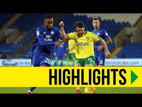 HIGHLIGHTS: Cardiff City 3-1 Norwich City