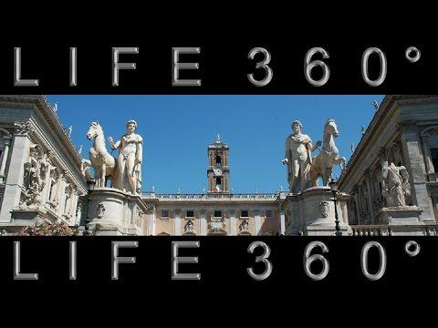Kodak PixPro SP360 - Capitoline Hill and Michelangelo - Rome (Italy)