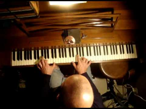 Paradise By The Dashboard Light Meatloaf Piano Demo Youtube