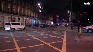 مقتل امرأة وإصابة آخرين في هجوم بسكين وسط لندن