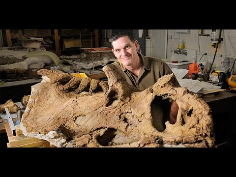 Dinosaurs of the Lost Continent | Dr. Scott Sampson, Paleontologist