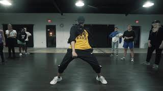 FILTHY - Justin Timberlake - Choreography by Dario Boatner - Filmed By Rodney.S