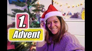 1 Advent mit 3 Kindern 🕯 🎄- Vlogmas Family Edition - Vlog#1068 Rosislife