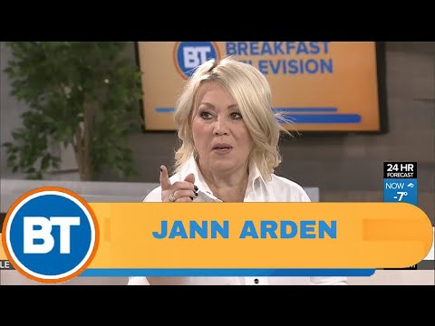 Jann Arden on her new album These Are The Days