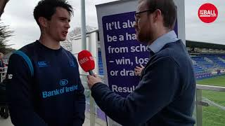 Joey Carbery on Grand Slam glory and finding his best position