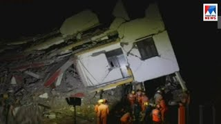 Delhi Building Collapse- 2death