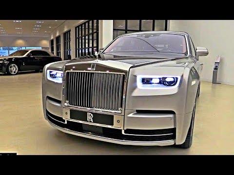 The Rolls Royce Phantom 2020 NEW FULL Review Interior Exterior Infotainment