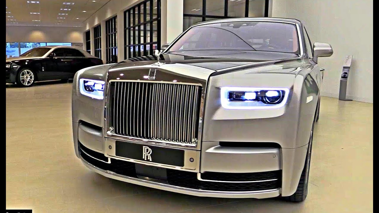 The Rolls Royce Phantom 2019 New Full Review Interior Exterior Infotainment