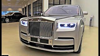 The Rolls Royce Phantom 2020 NEW FULL Review Interior Exterior Infotainment