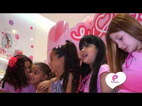 Movimento Rosa em São Paulo - Shopping Vila Olímpia