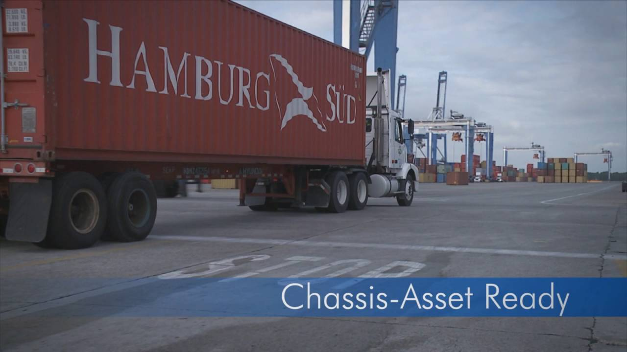 Intermodal Drayage in Savannah Georgia