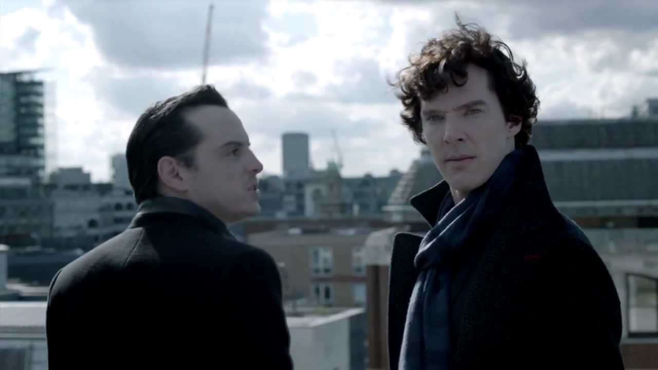 Sherlock The Reichenbach Fall Recap Youtube