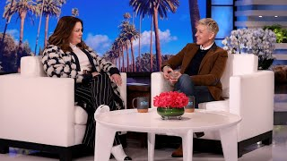 Melissa McCarthy's Mom Accidentally Pet a Wild Skunk