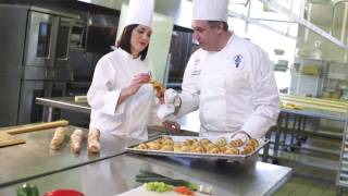 Certified Master Chef Edward G. Leonard shares his story