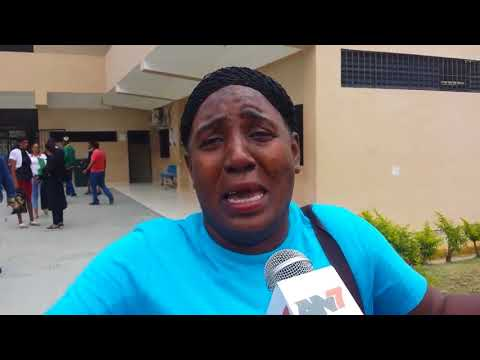 VIDEO: Mujer pide llorando que suelten a su esposo acusado de violar a su propia hija