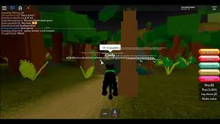 roblox lion roleplay secret