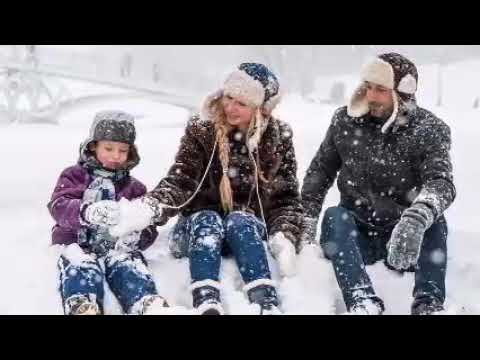 Клип Los Ninos de Sara - cae la nieve