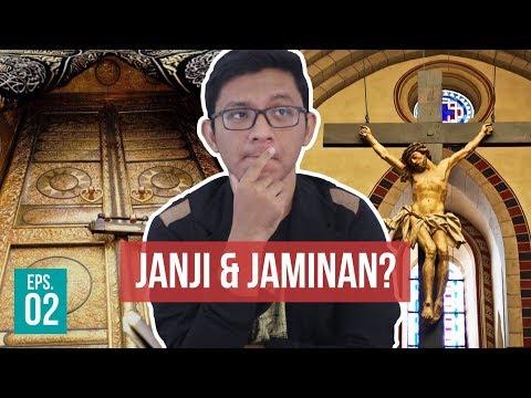 Jaminan Agama Islam VS Jaminan Agama Kristen