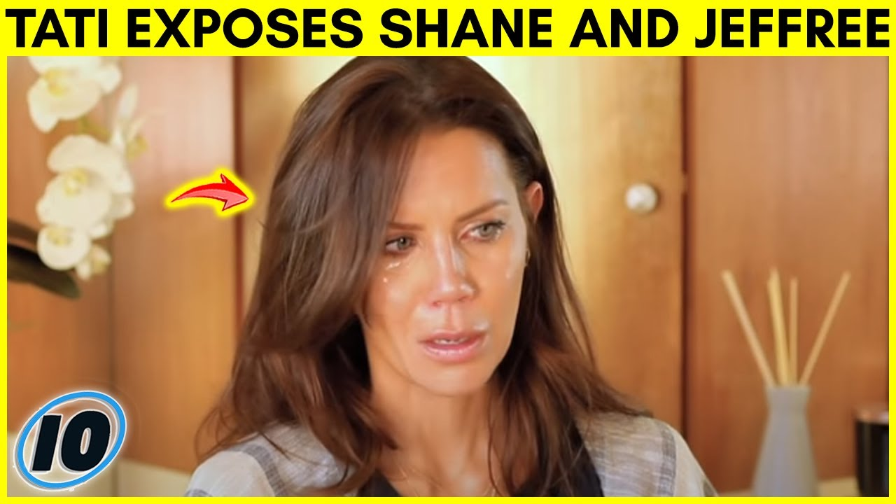 Tati Exposes Shane Dawson And Jeffree Star