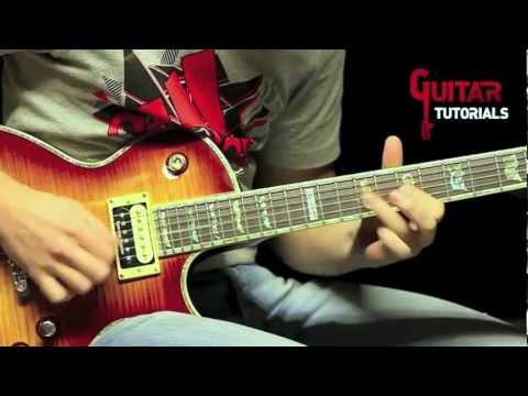The Spirit Carries On (Dream Theater) - Solo - Guitar Tutorial With Gabriele Motta