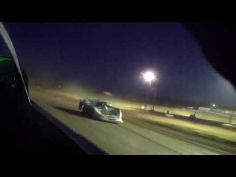 9/01/2018 Gillette Thunder Speedway Clash night 2 heat race (rear view)