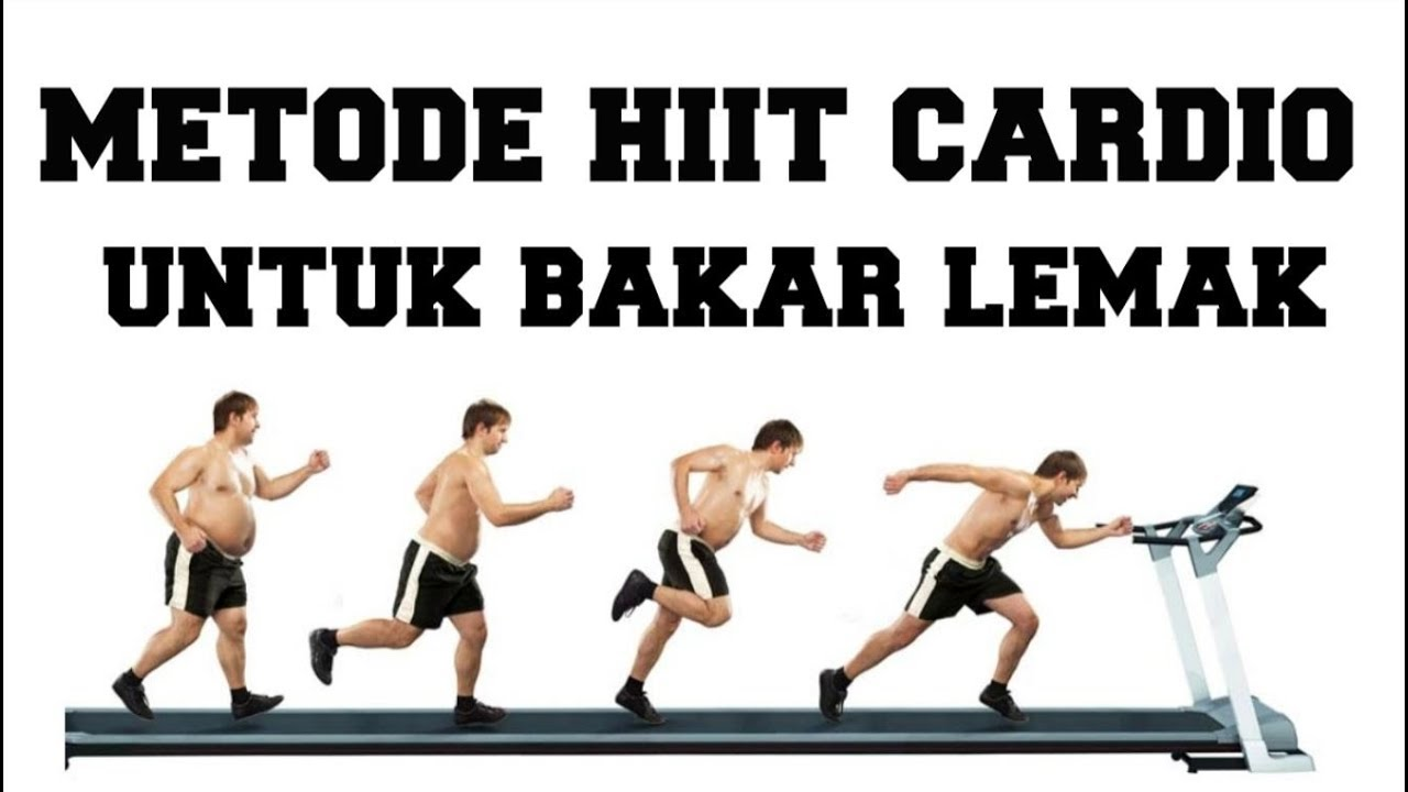 High Intensity Interval Training (HIIT): Latihan Kardio Terbaik Membakar Lemak