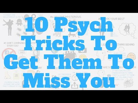 How To Make Someone Miss You (Psychology)
