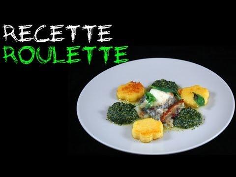 Recette : Chèvre chaud, polenta et pesto