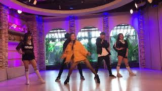 No Brainer dance by Jackie Gonzaga @ UKG