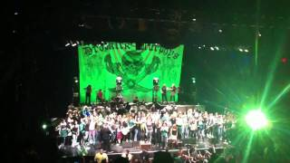 Dropkick Murphys Let's Girls on the Stage