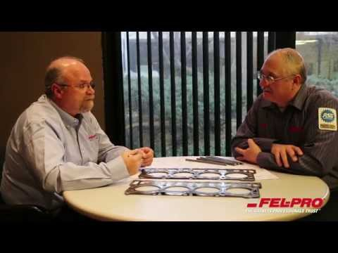 Interview with Fel-Pro® Lead Engineer for Power Stroke Head Gasket Design