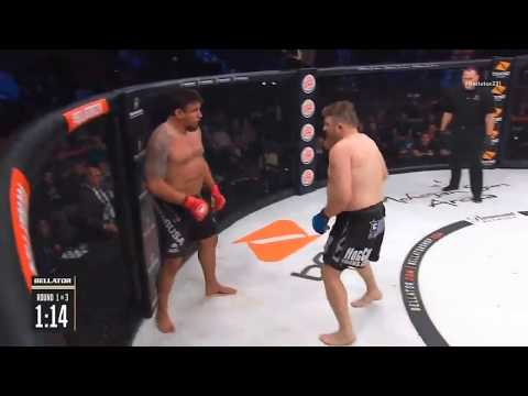 Every Frank Mir Kick Against Roy Nelson